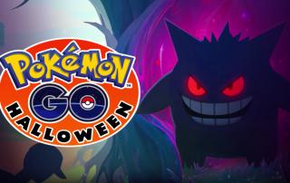 Pokémon Go Halloween Ectoplasma