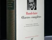 baudelaire_bibliotheque_de_la_pleiade_oeuvres_completes_volume_i_dos_et_jaquette