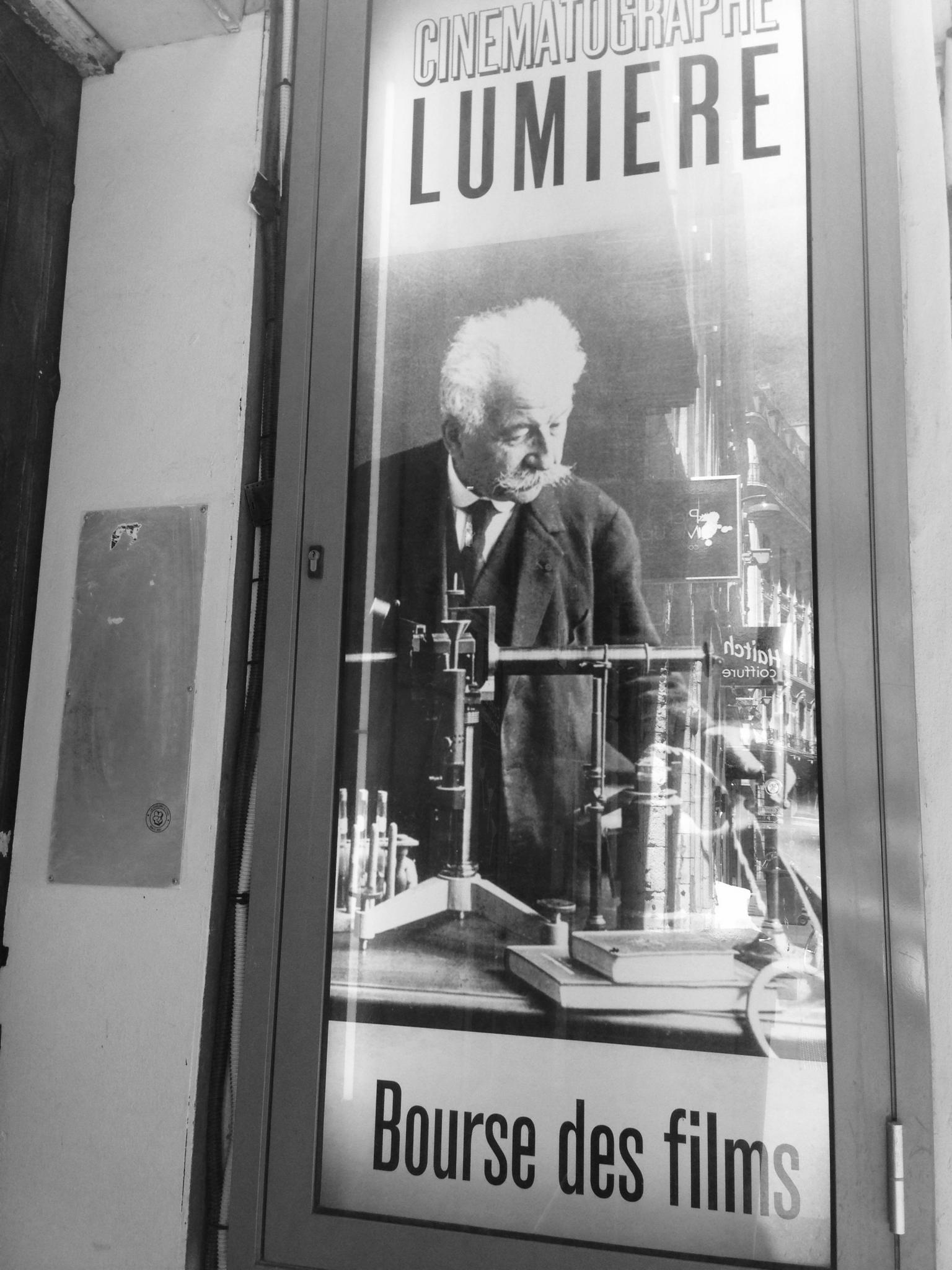 bourse des films rue lanterne à Lyon